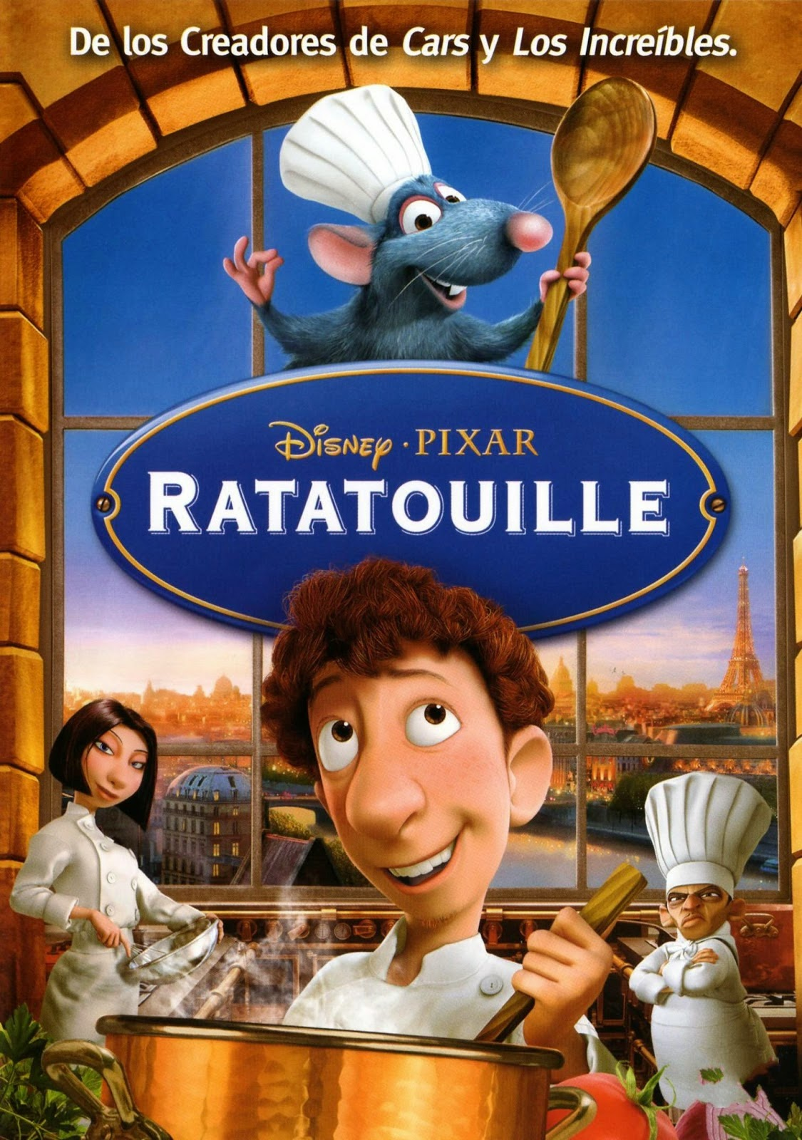 Watch Ratatouille (2007) Online For Free Full Movie English Stream
