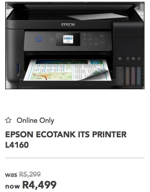 Epson 4160