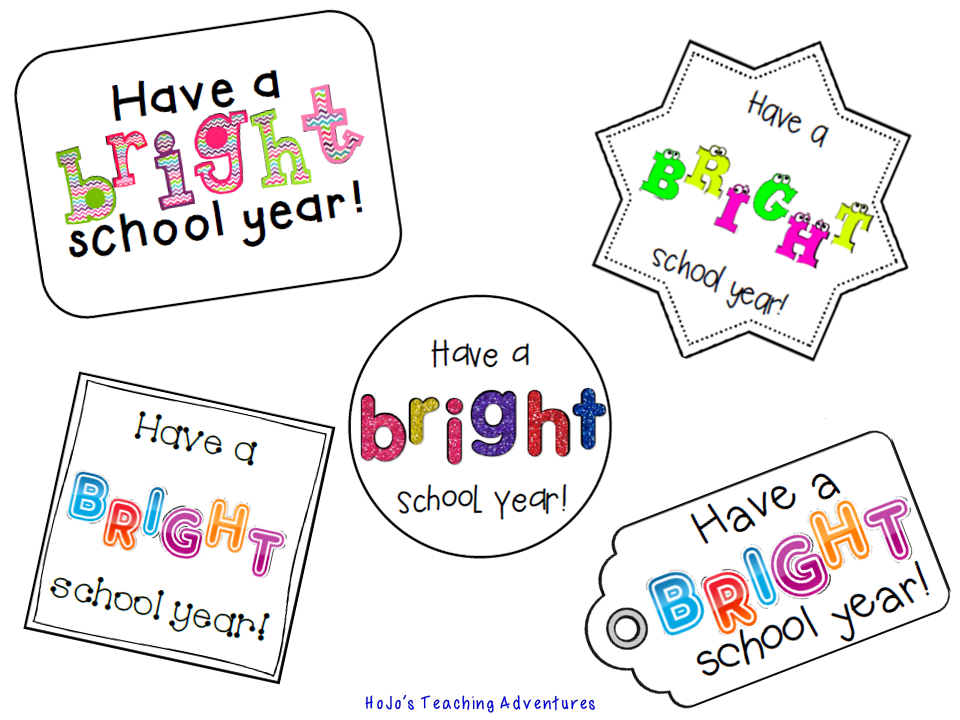 BRIGHT School Year