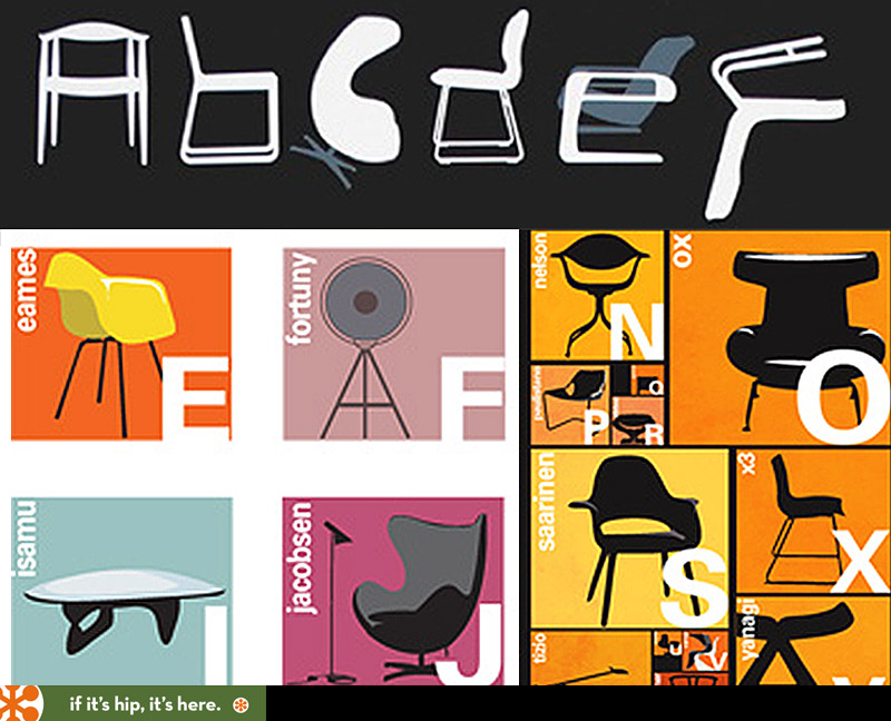 Blue Ant Studio Chair Prints