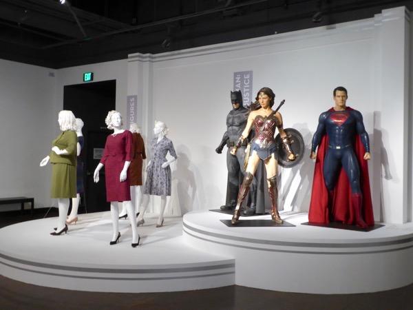 Hidden Figures Batman v Superman movie costumes