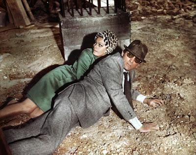Arabesque 1966 Gregory Peck Sophia Loren Image 8