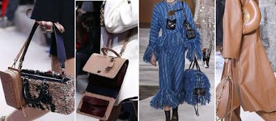 tendenze moda donna: doppia borsa e maxi borse