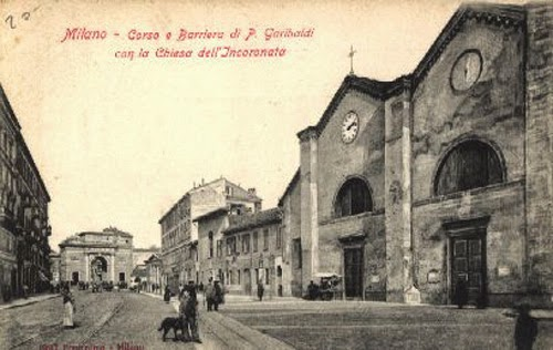chiese doppie milano cristoforo michele incoronata
