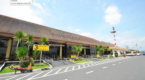 Daftar Maskapai di Terminal Bandara Adisutjipto Yogyakarta