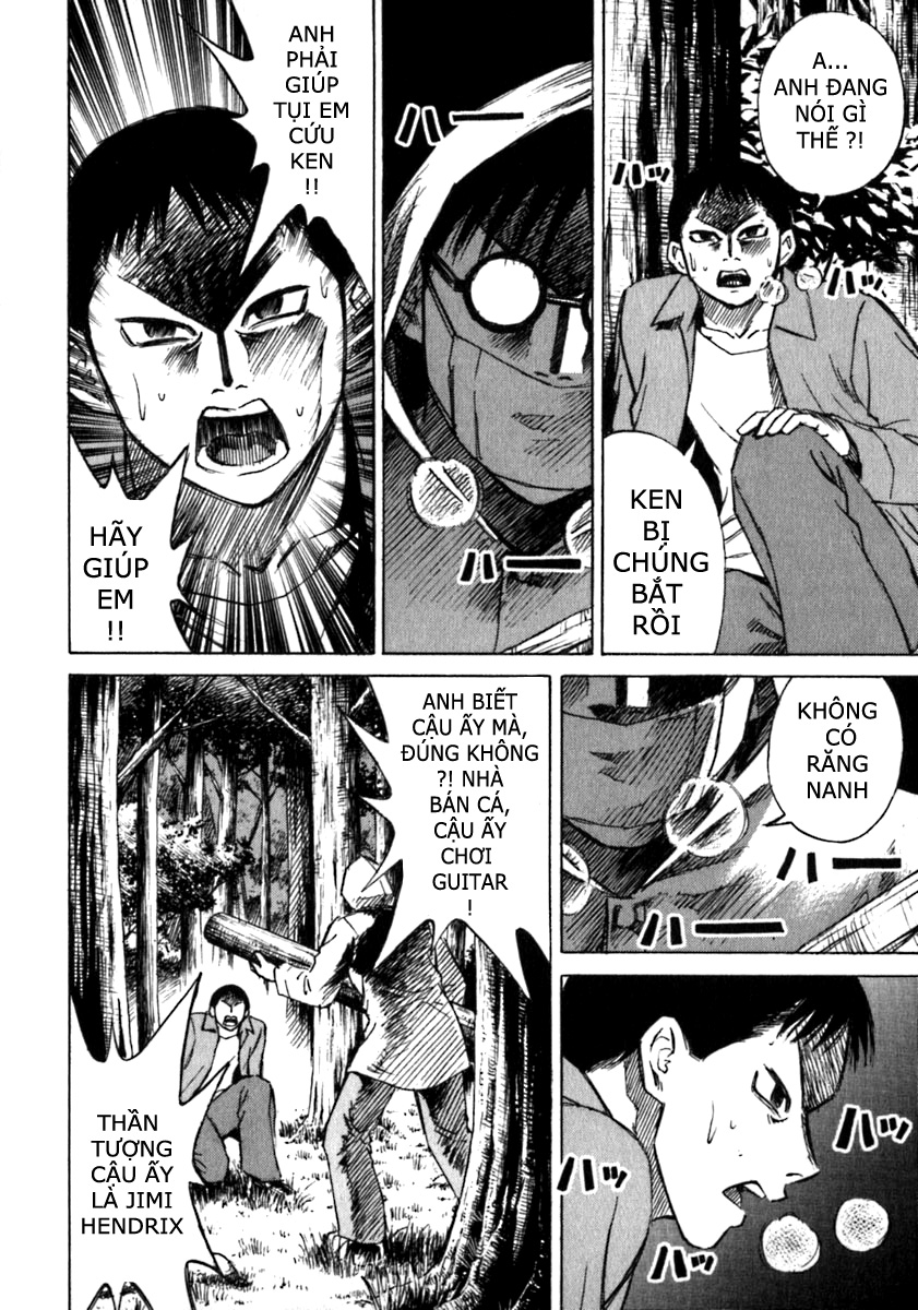 Higanjima chapter 26 trang 9