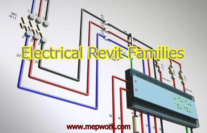 Free Electrical Revit Families for BIM Modeling