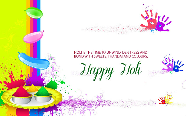 Happy Holi Wallpapers HD