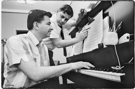 Music Behind the Ride: The Sherman Brothers