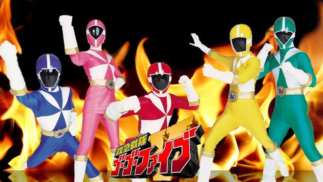 Kyuukyuu Sentai Go Go V Sub Indo