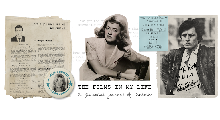 The Films in My Life - a personal journal of cinema