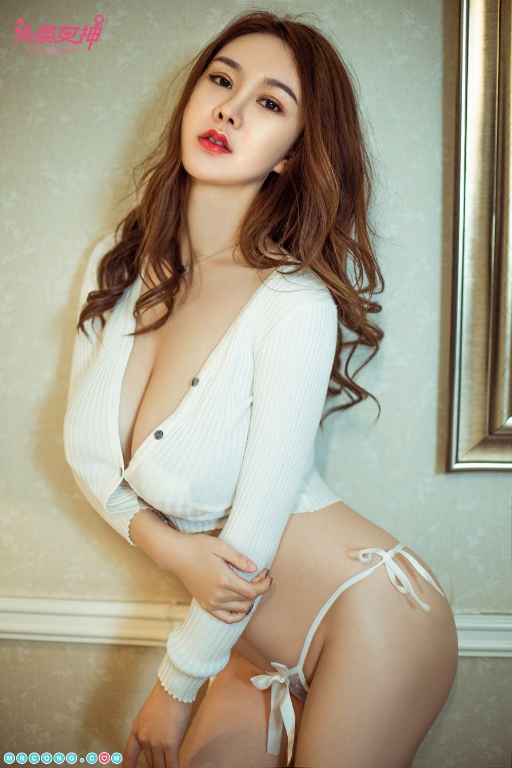 Image TouTiao-2018-06-05-Yi-Yang-MrCong.com-004 in post TouTiao 2018-06-05: Người mẫu Yi Yang (易阳) (21 ảnh)