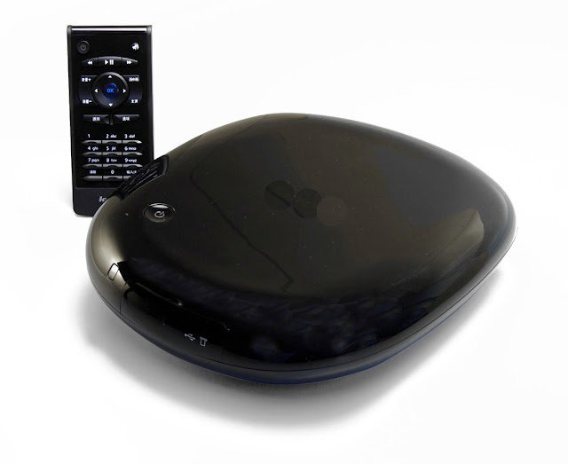 T-Mobile's Online TV box Shown Within an FCC filing
