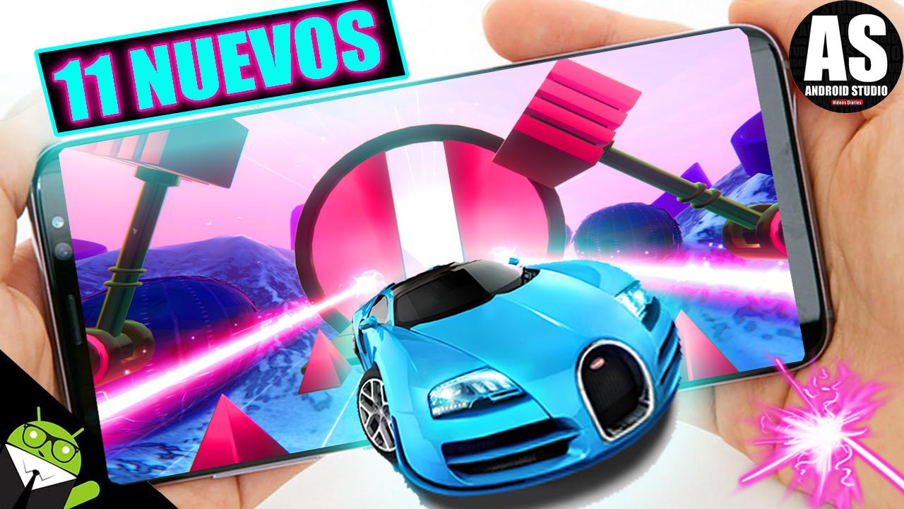 Top Mejores Juegos Android 2018 Online Y Offline Android Studio