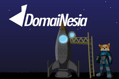 DomaiNesia Web Hosting Indonesia
