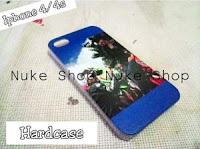 Hasil Jadi Cetak  Hardcase Handphone Apple (Iphone) 4 / 4 S