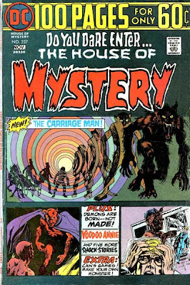 House of Mystery #227