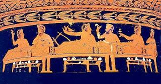 Αποτέλεσμα εικόνας για πλατωνικός διάλογος Συμπόσιο