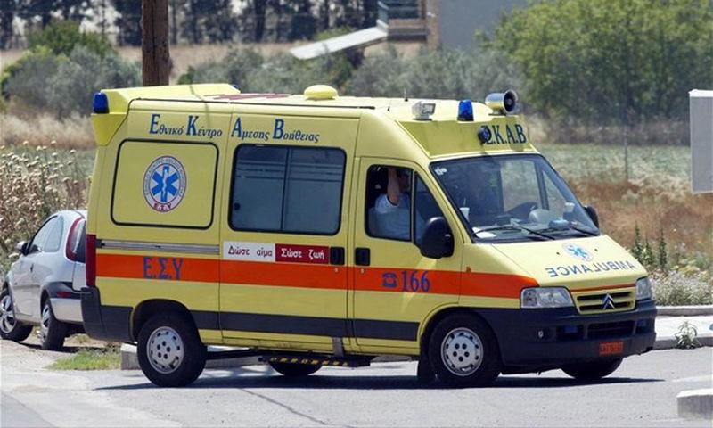 Άγιο είχε 13χρονο κορίτσι στα Τρίκαλα - Έπεσε από τον 2ο όροφο πολυκατοικίας και σώθηκε !!!