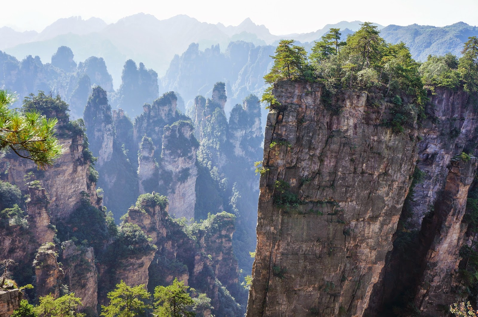 Easy Ways of Funding Asia China National Park Zhangjiajie