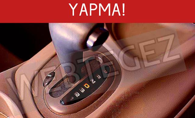 Otomatik Vitesli Arabada Asla Yapmamanız Gereken 9 Şey!