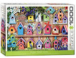 Home Tweet Home 1000 Piece Puzzle