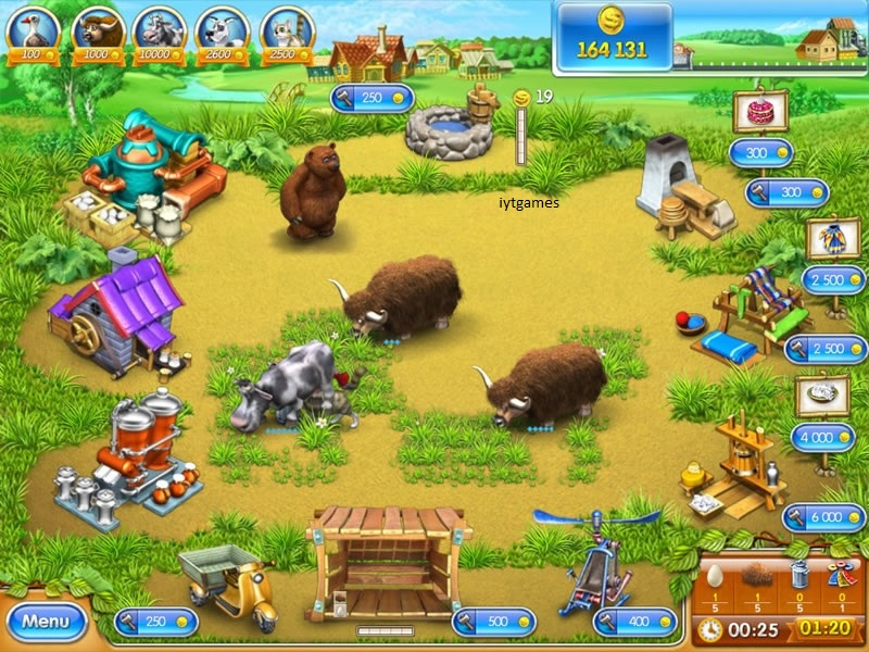 Farm Frenzy 3 Free Download Full Version For PC With Crack