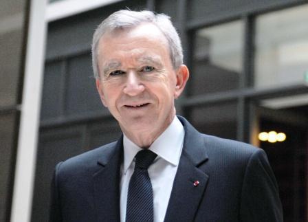 Bernard Arnault orang terkaya di dunia