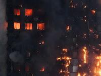 Ditolong Orang Islam, Korban Kebakaran London: Terima Kasih Ramadhan, Kami Pasti Mati Jika Tak Diselamatkan