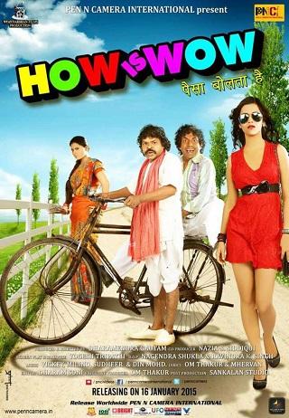 How Is Wow 2017 Hindi 280MB HDRip 480p