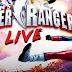 Power Rangers Live! | Divulgado primeiro show de 25 anos
