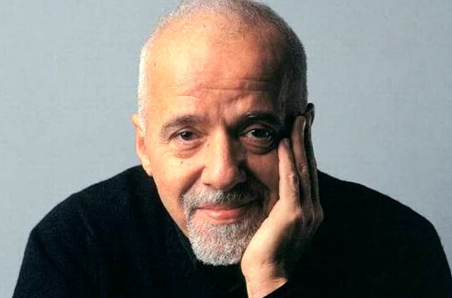 Paulo Coelho  -  Brazilian lyricist and novelist