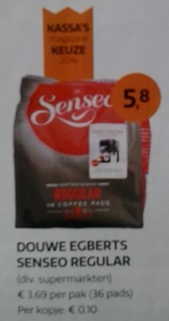 koffie senseo