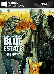 Free Download Blue Estate The Game for PC  Blue Estate-CODEX