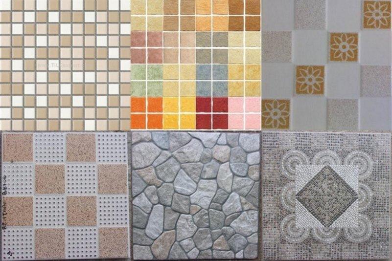 Ide Motif Keramik Dinding Teras Tampak Bagus