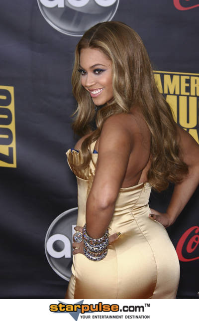 beyonce butt was huge before