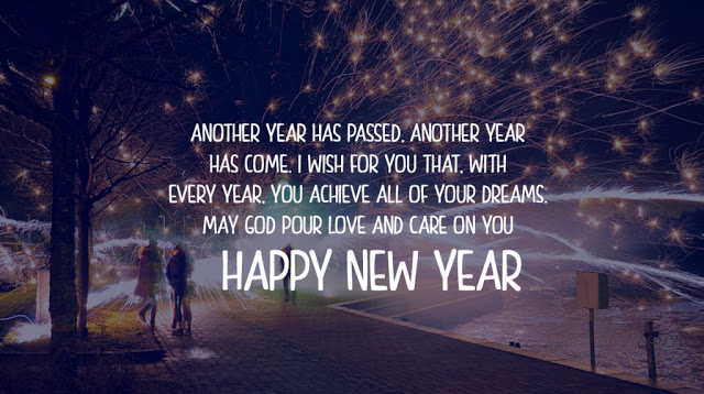 Happy New Year 2019 Quotes Wishes For GF