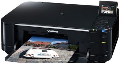NEW DRIVERS: CANON MG5100 SERIES