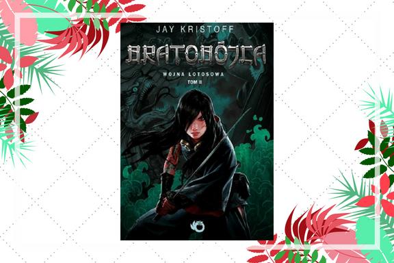 """68. """"Bratobójca"""" — Jay Kristoff   Na skraju rebelii"""