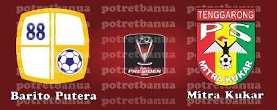 Prediksi Mitra Kukar vs Barito Putera Piala Presiden 2018