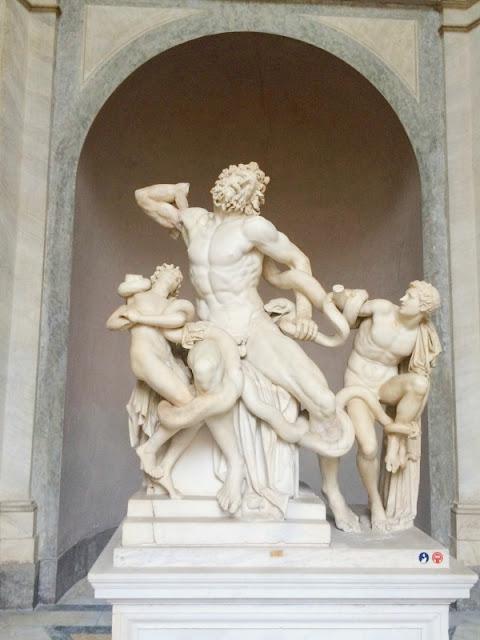 Vatican Museums - Laokon