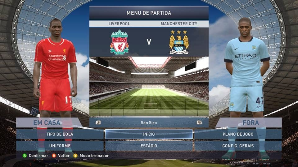 PES 2015 PC Total Pach 1.0