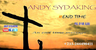 Andy Sydaking - End Time (pro.by.Mr. Guru)