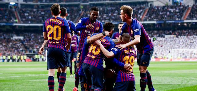 Barcelona se instaló en la final de la Copa del Rey