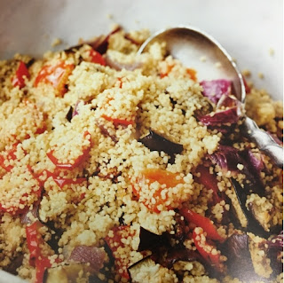 Roast Vegetable Couscous
