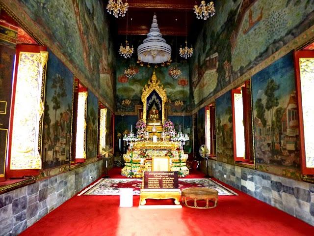visita imprescindible en Bangkok