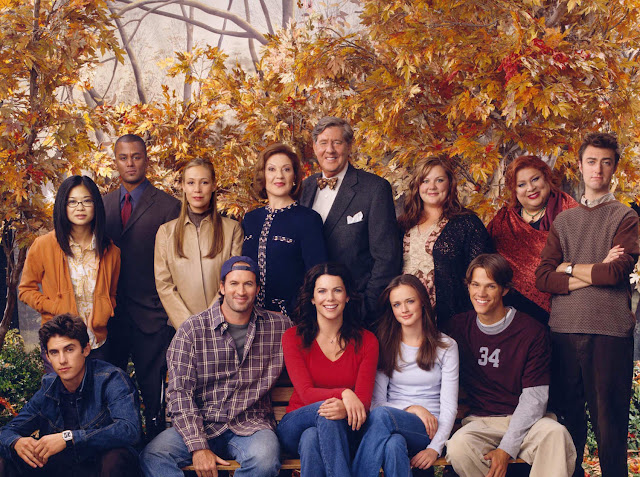 Gilmore Girls- Personagens