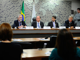 audiência pública no Senado Federal