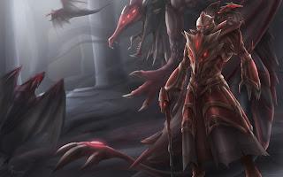 Dragonmaster Swain by  Ocelot54