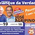Comício de Abelardo e Emília e candidatos da coligação será no Largo da Cerâmica